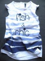 Mimi šaty s rybičkou značky LOSAN