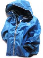 Chlapecká modrá šusťáková bunda značky LOSAN