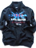 Chlapecká temně modrá mikina Race značky LOSAN