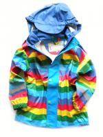 Chlapecká nepromokavá bunda Rainbow značky KOZI KIDZ