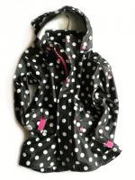 Dívčí nepromokavý kabátek značky KOZI KIDZ